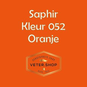 Saphir 052 Oranje