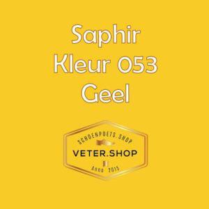 Saphir 053 Geel