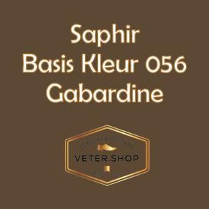 Saphir 056 Gabardine