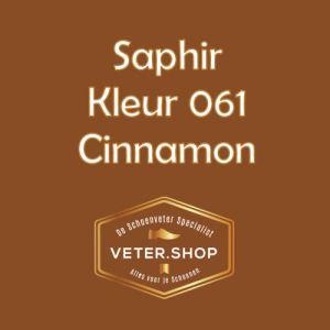 Saphir 061 kaneel