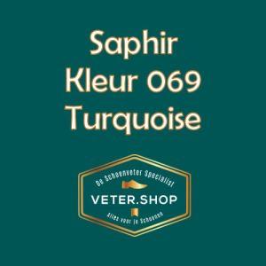 Saphir 069 turquoise