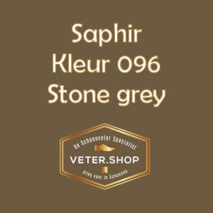 Saphir 096 steengrijs
