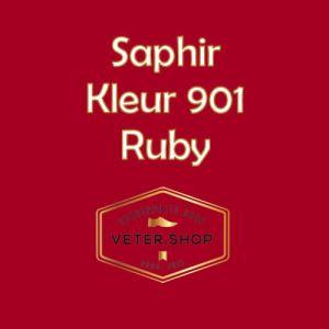 Saphir 901 Robijn