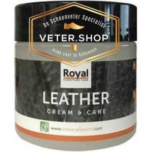 Oranje Royal Leather cream and care