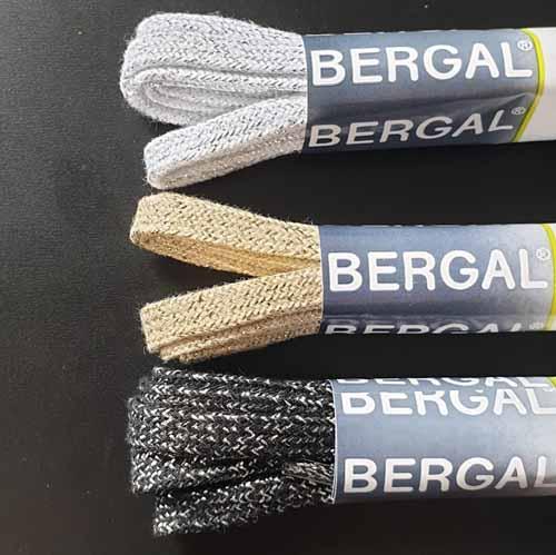 Bergal 8878 glitter veters plat 7mm
