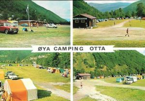 Øya camping Otta
