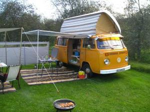 VW Camper 1978 mod