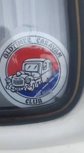 21 Besøk fra Oldtimer Caravan Club 😊