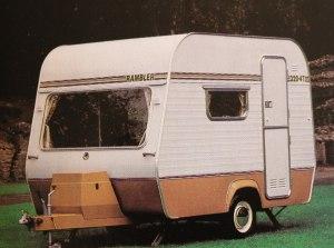 A-Line Rambler brosjyrebilde fra 1979. BL