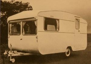 Et utklipp av en Elddis fra 1960-tallet. BL