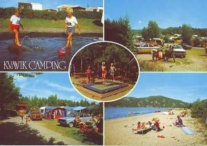 Kvavik-camping