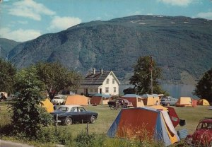 Luster - Dale Camping. 60-tallet.