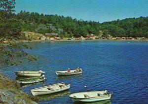 Morvika Camping, ca1970
