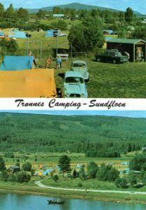 Trønnes camping