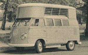 VW basert Caraversion fra 1965. BL