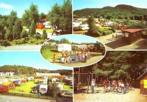 Kvavik camping