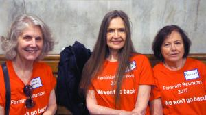 Joan, Charlotte, Pauline