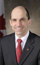 The Honourable Steven Blaney, Minister of Veterans Affairs