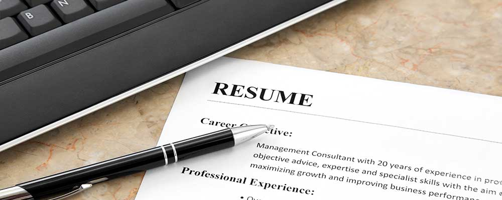 how to write a great resume veteran 39 s employment