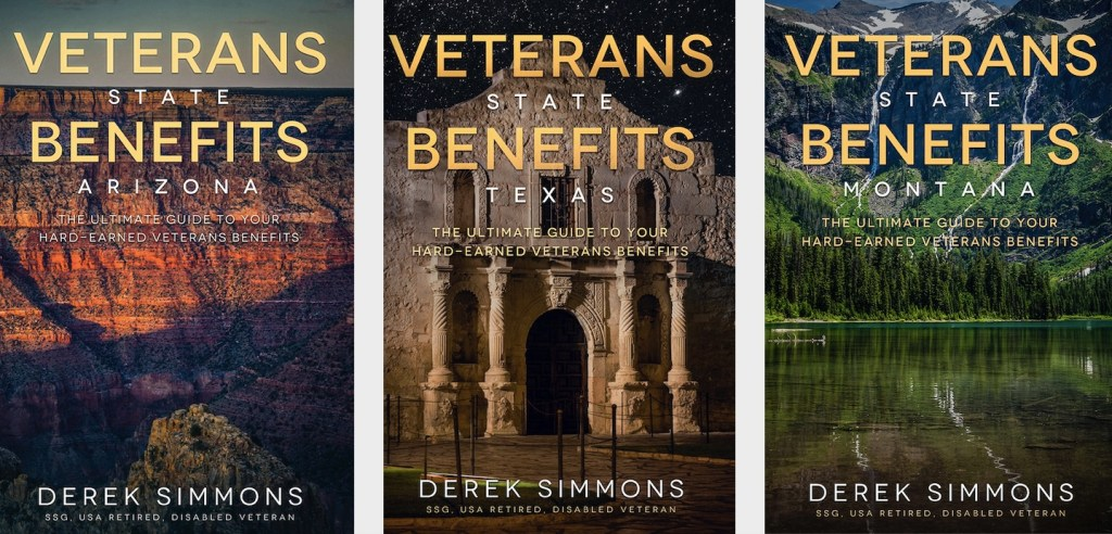 Veterans State Benefits Book Series
