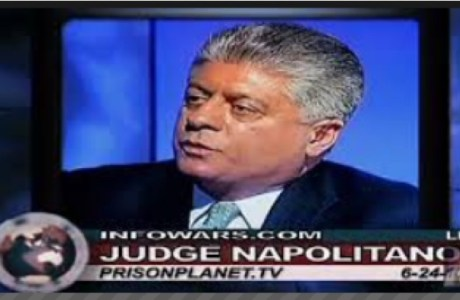 Alex interviews Judge Napolitano