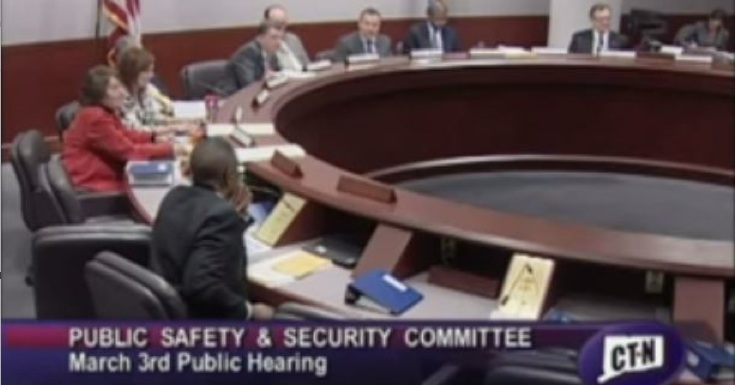 Public Safety and Security Meeting