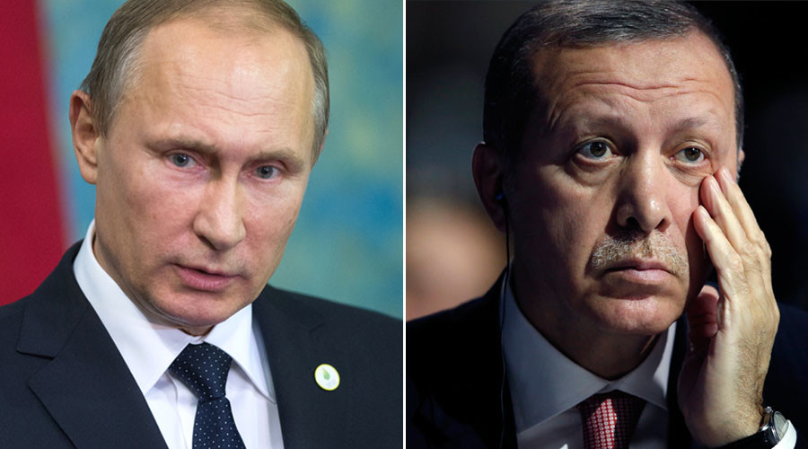 """Erdogan, when you stop your diabolical deal with ISIS, then you'll have my attention. Until then, stop wasting my precious time."""