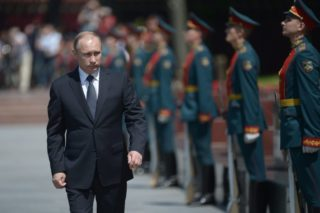 Putin saved Russia. How can, and will save the EU from destructing itself?