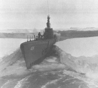 USS Sennet 1946 Operation HighJump