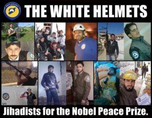 Bildergebnis für White Helmets terror