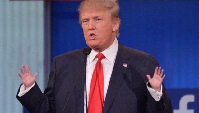 "Trump says: ""I killed bin Laden's grandma"""