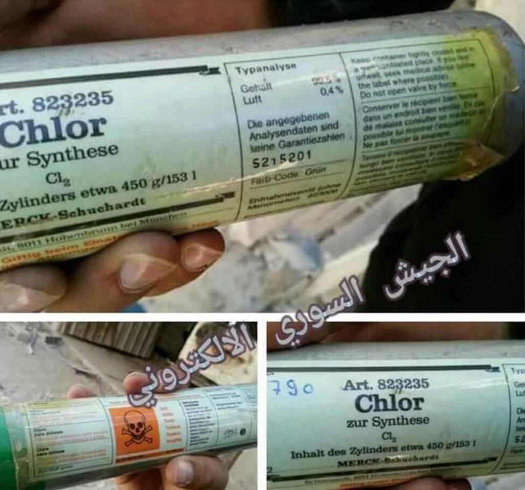Війська Асада під час атаки на місто Дума навесні 2018 року використали хлор, - доповідь Організації із заборони хімічної зброї - Цензор.НЕТ 5123