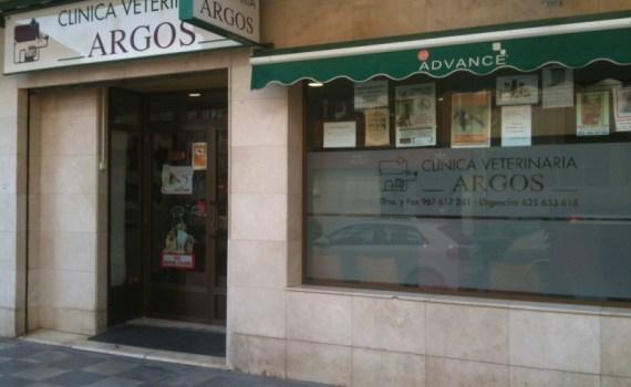 Clinica Veteria Argos Albacete