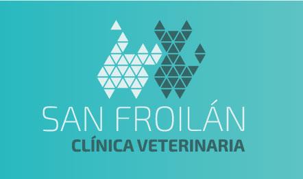 logo veterinaria san froilan