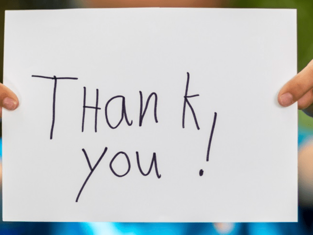 "The Positive Power of saying ""Thank You"" to your Veterinary Staff"