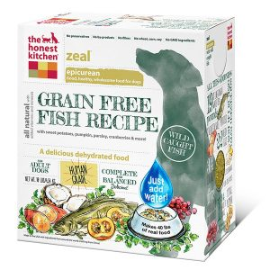 The Honest Kitchen Grain-Free Zeal Dehydrated Dog Food