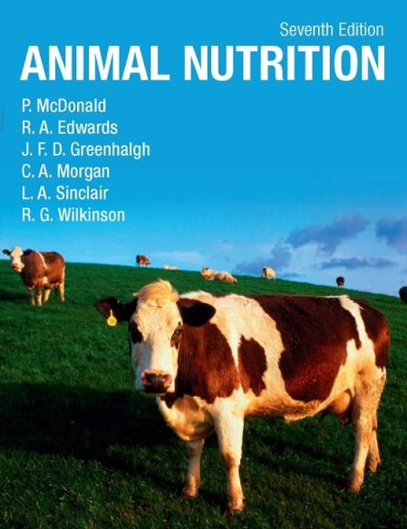Animal Nutrition 7th Edition PDF Download