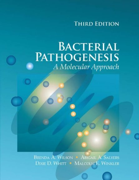 Bacterial Pathogenesis A Molecular Approach 3rd Edition PDF Page 001
