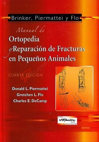 Small Animal Orthopedics And Fracture Repair 4th Edition