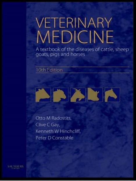 Veterinary Medicine 10th Edition PDF Download Page 0001