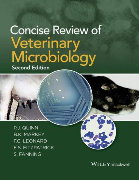 Concise Review Of Veterinary Microbiology 2nd Edition PDF
