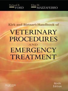 Handbook Of Veterinary Procedures And Emergency Treatment