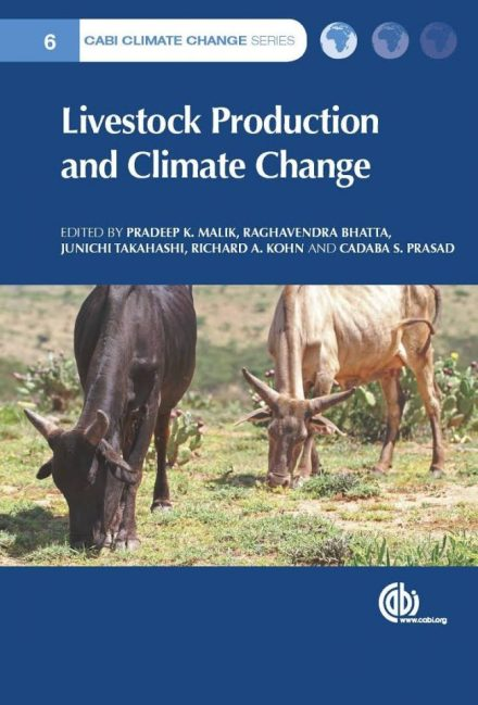 Livestock Production And Climate Change PDF