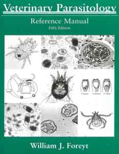 Veterinary Parasitology Reference Manual 5th Edition PDF