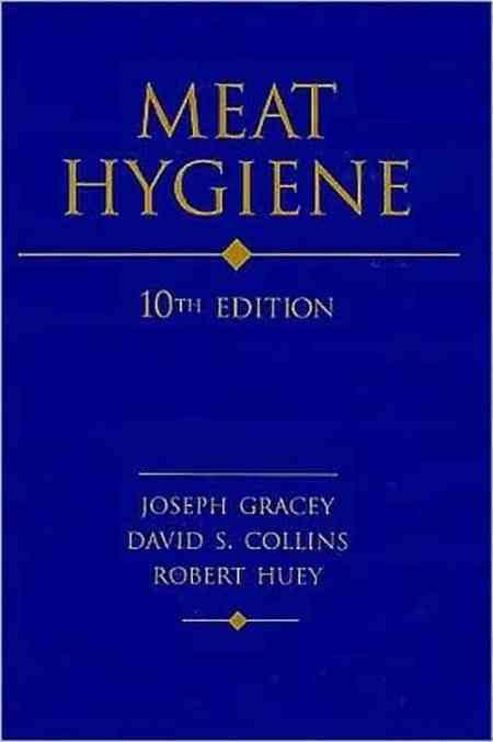 Meat Hygiene 10th Edition PDF By J. F. Gracy