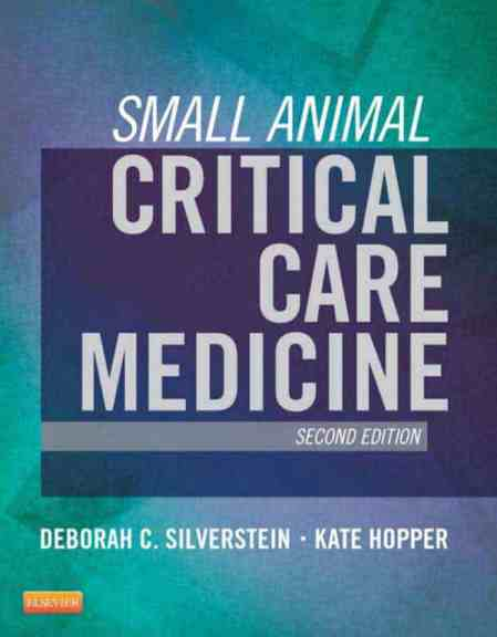 Small Animal Critical Care Medicine 2nd Edition Free PDF Download