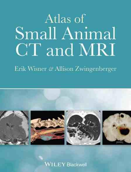 Atlas Of Small Animal CT And MRI PDF