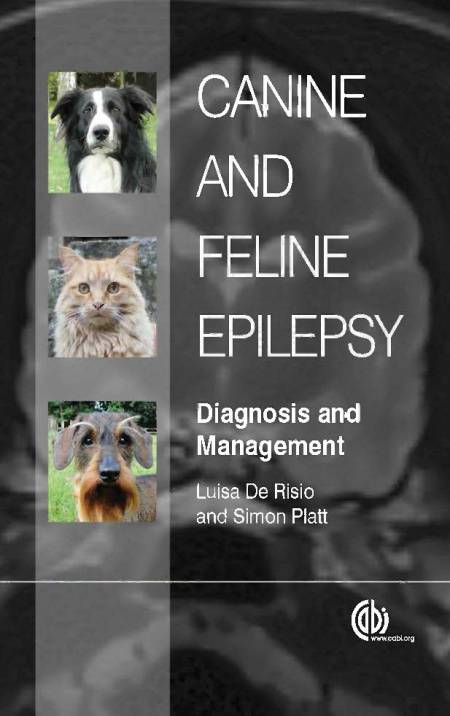 Canine And Feline Epilepsy Diagnosis And Management PDF