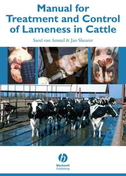 Manual For Treatment And Control Of Lameness In Cattle Free PDF Download