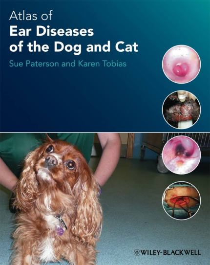 Atlas Of Ear Diseases Of The Dog And Cat PDF